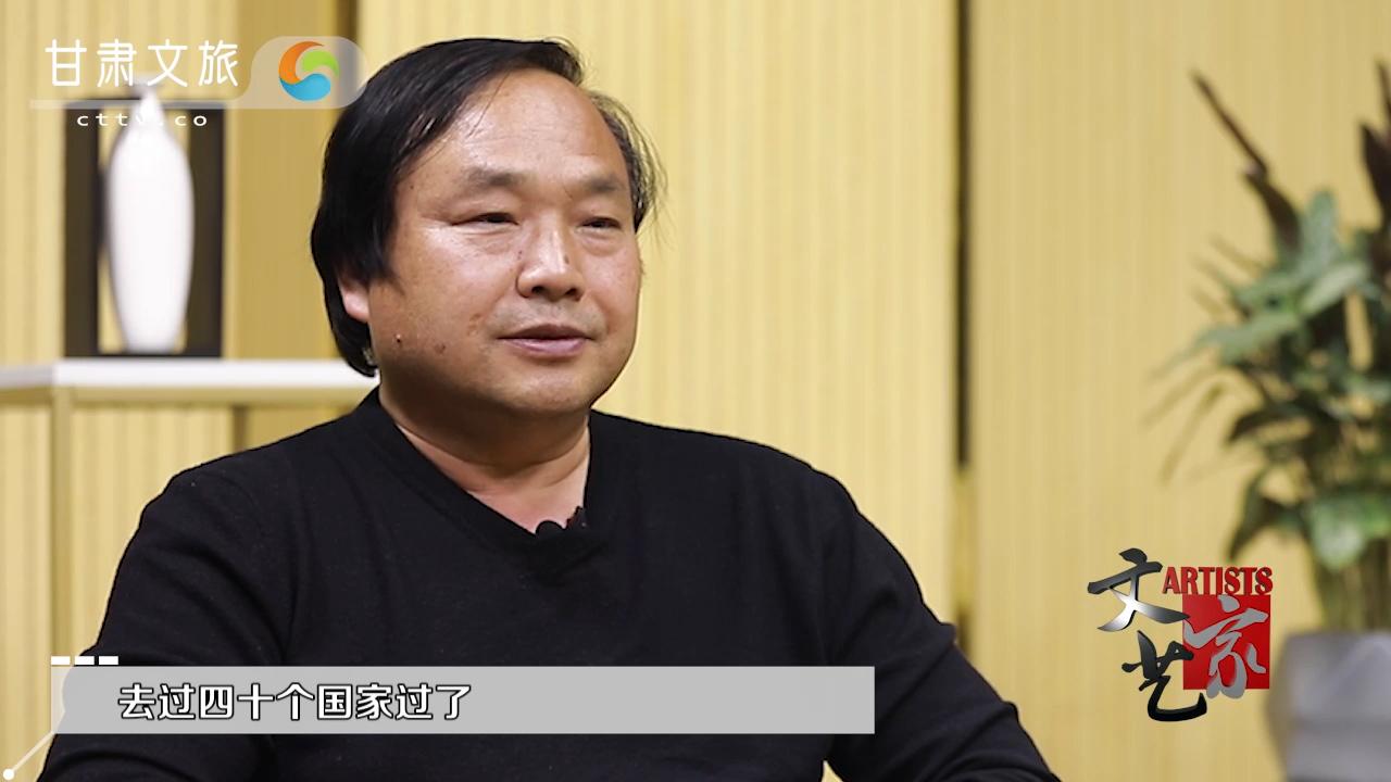张学义:出国演出受到好评和嘉奖