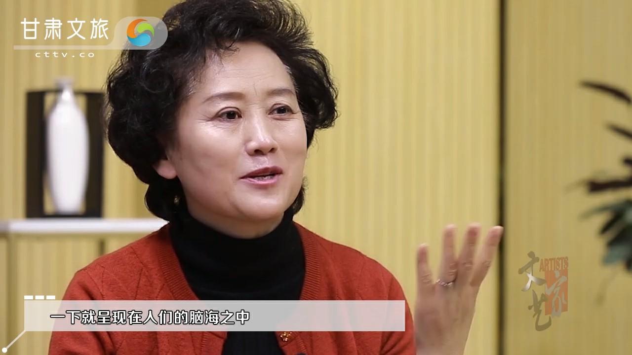安文丽:书法练习,要有板凳一坐十年冷的决心