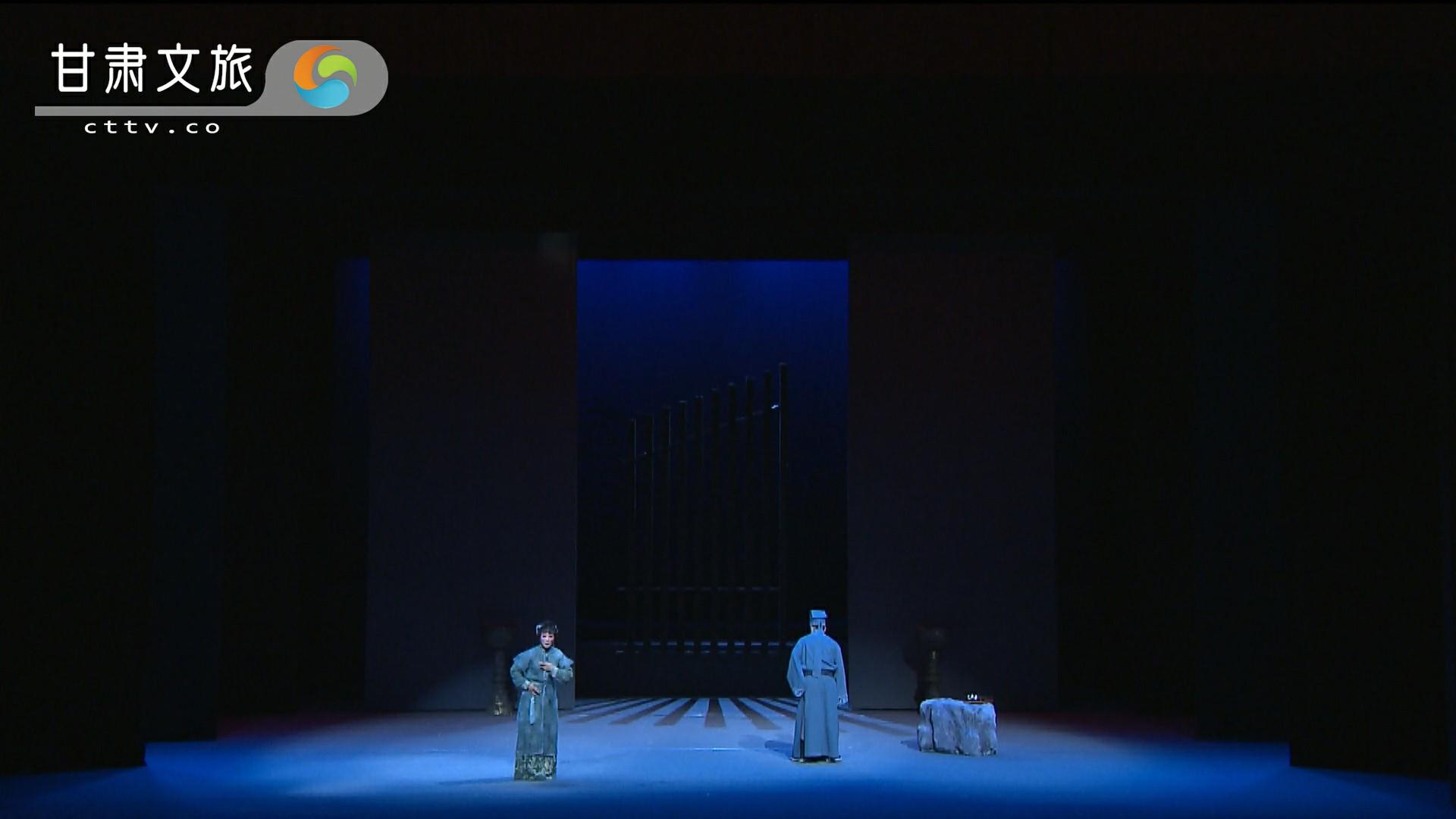 《杨椒山》——杨继盛被关监狱夫人前去探望