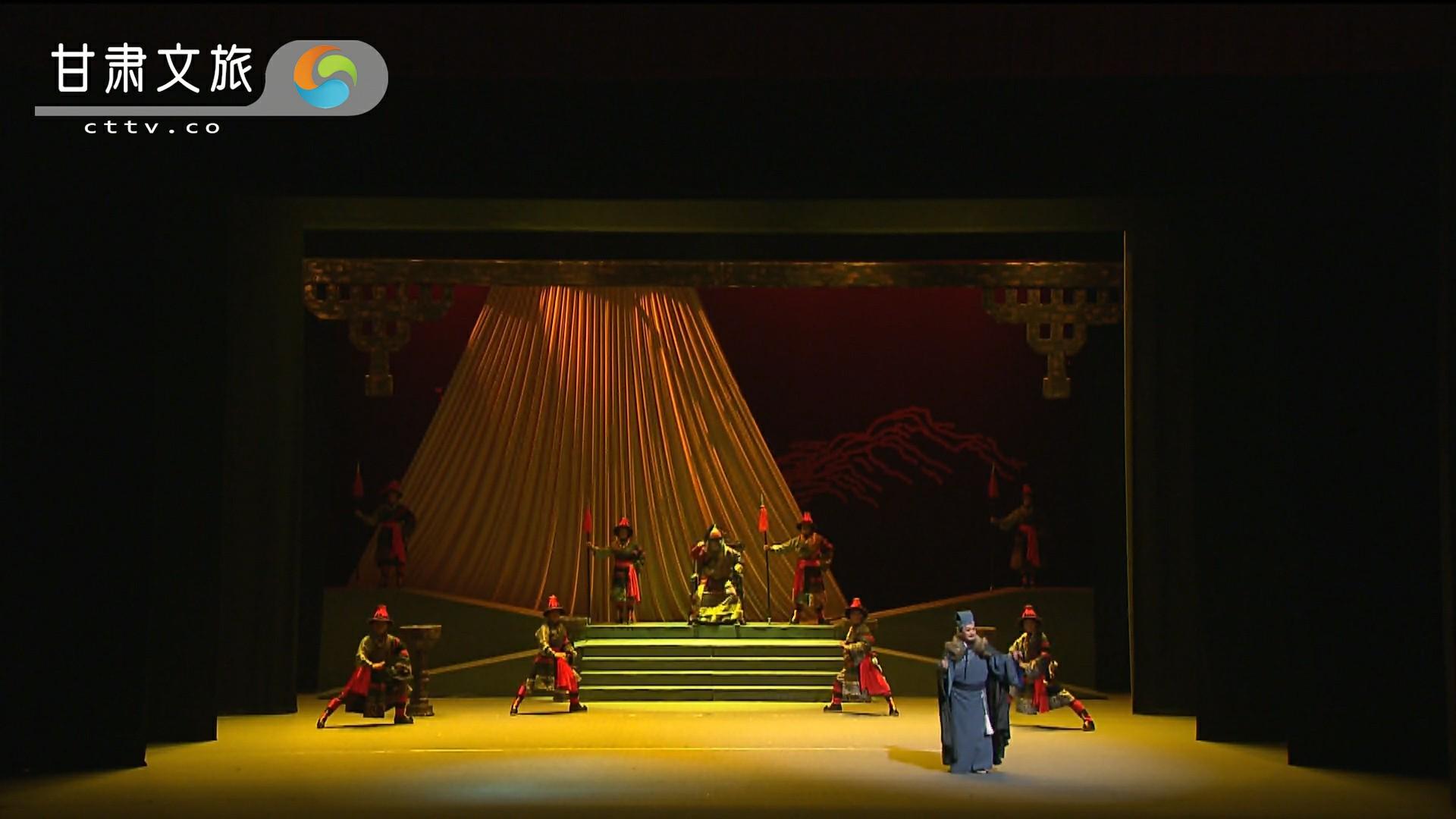 《杨椒山》——杨继盛因狄道兴办学校求见首领