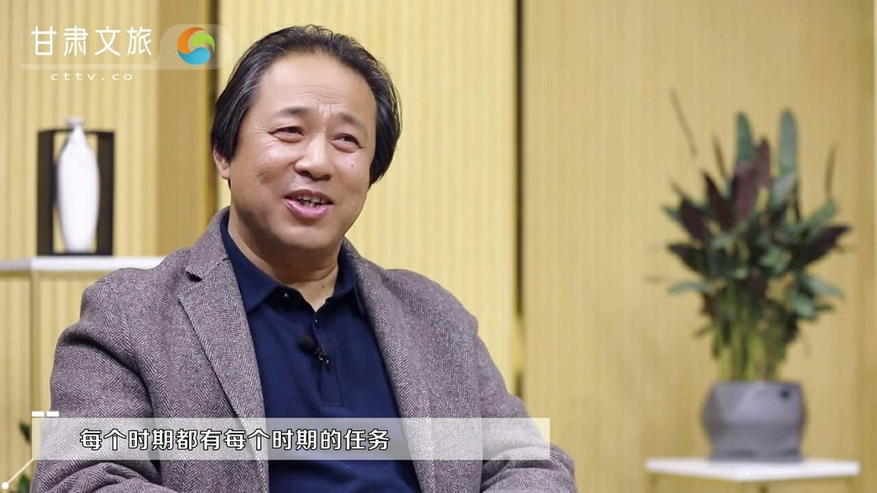"""吴健:""""活""""的作品需要投入时间、精力和情感"""