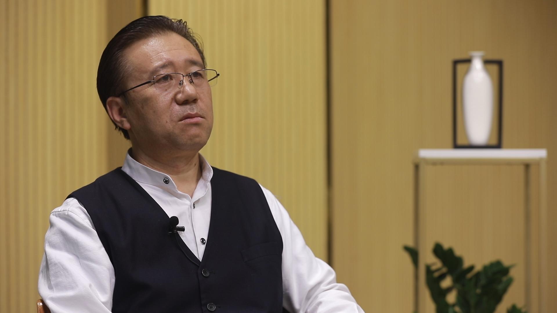 徐兆寿:要提倡复兴中华传统