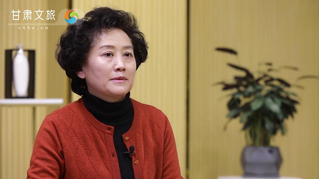 《文艺家》——安文丽的翰墨人生(上)