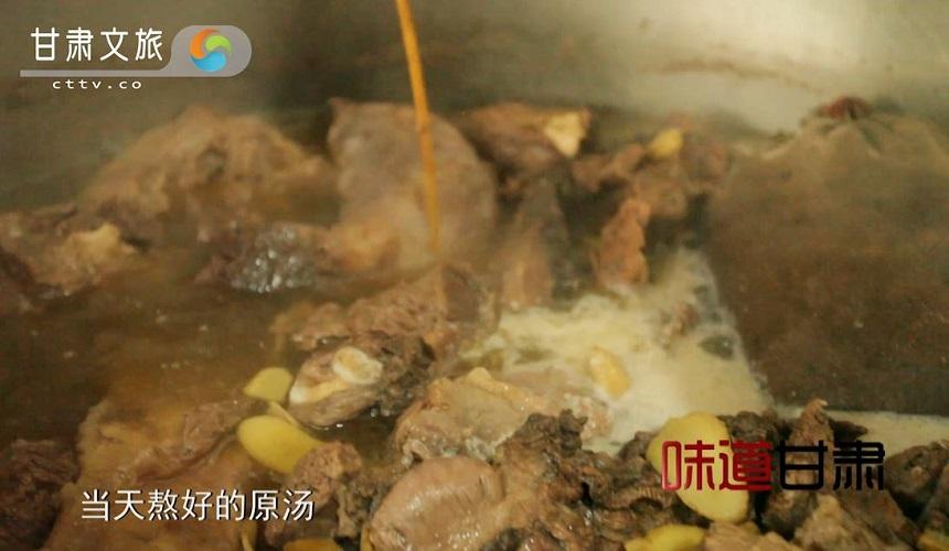 牛肉面的味道取决于它