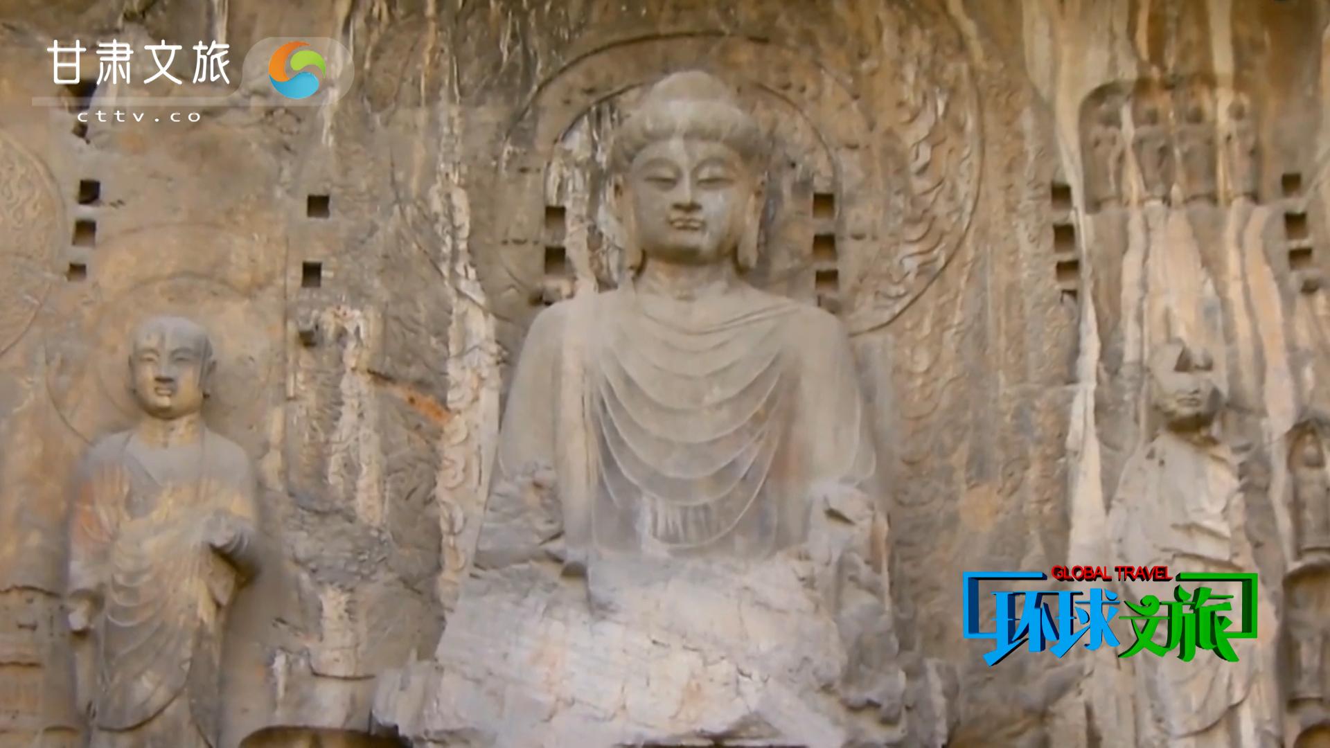 世界顶级艺术宝库——龙门石窟
