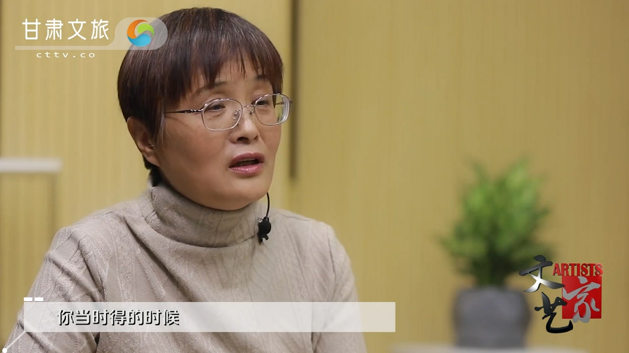 徐黎丽:民间文艺家要不断打造新作品