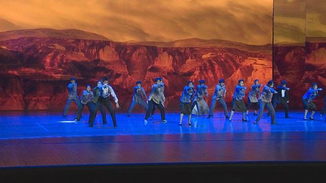 舞蹈《那年、那天》带你重温历史印记