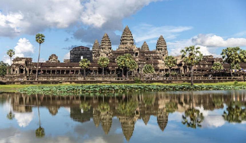 柬埔寨吴哥窟,一眼千年,只为你而来