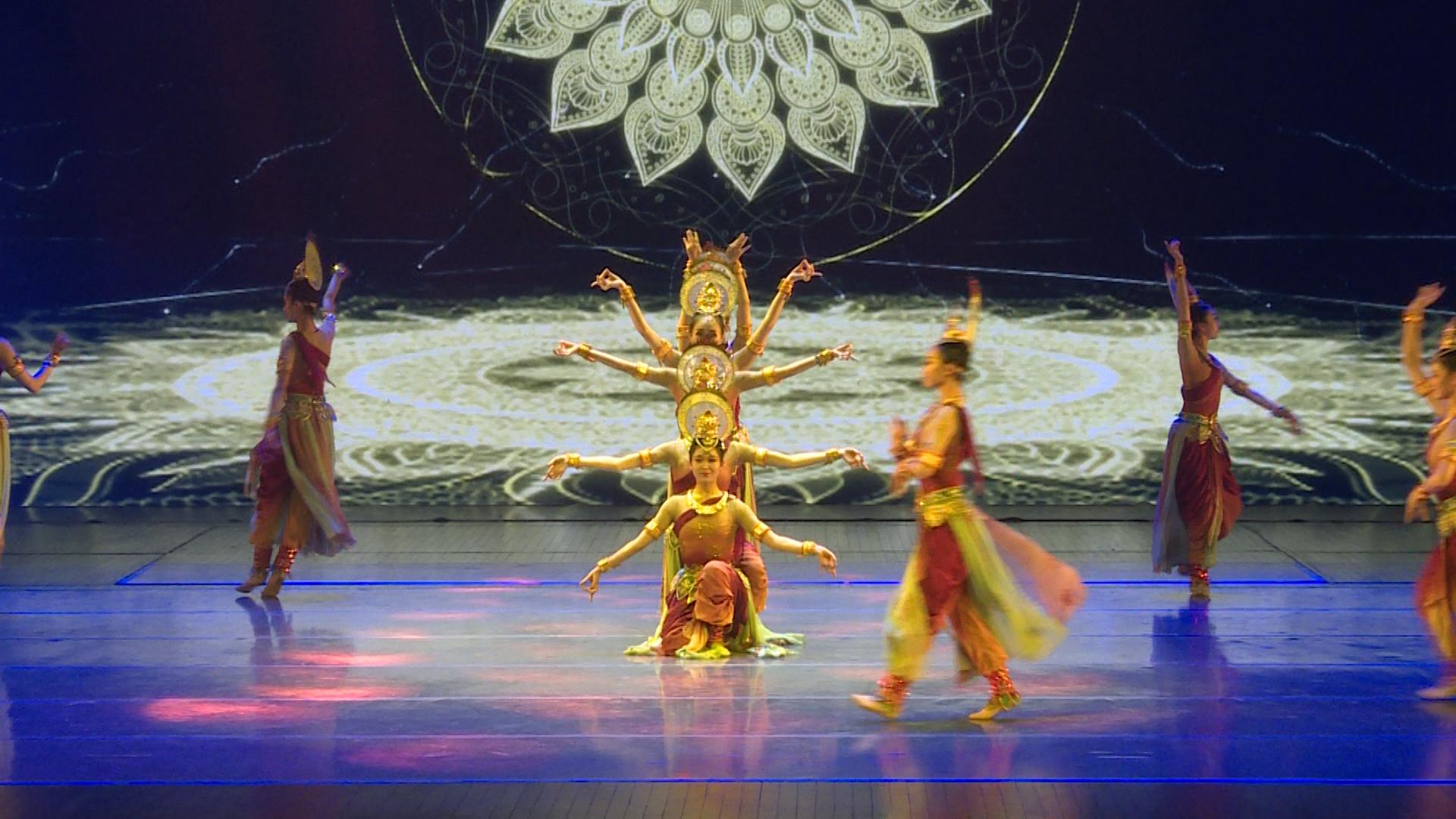 看《梵天》你是否也想翩翩起舞