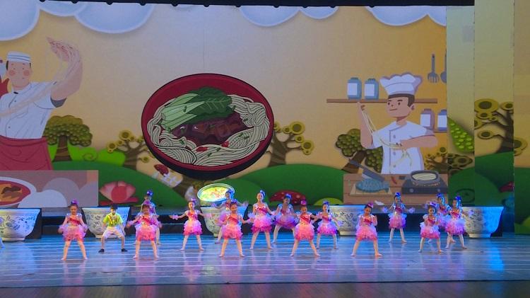 儿童情景舞蹈《牛大碗》好萌有没有