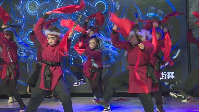 蘭州國際街舞挑戰賽 《狼圖騰》震撼詮釋野性壯美
