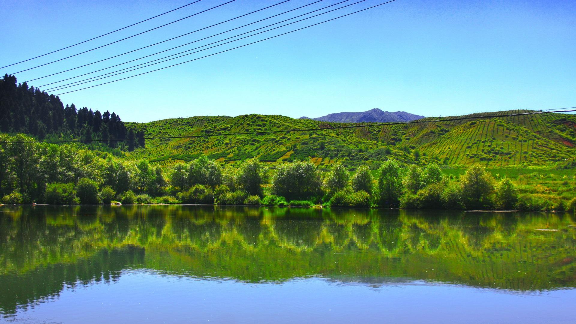 临夏松鸣岩——古河州八景之一