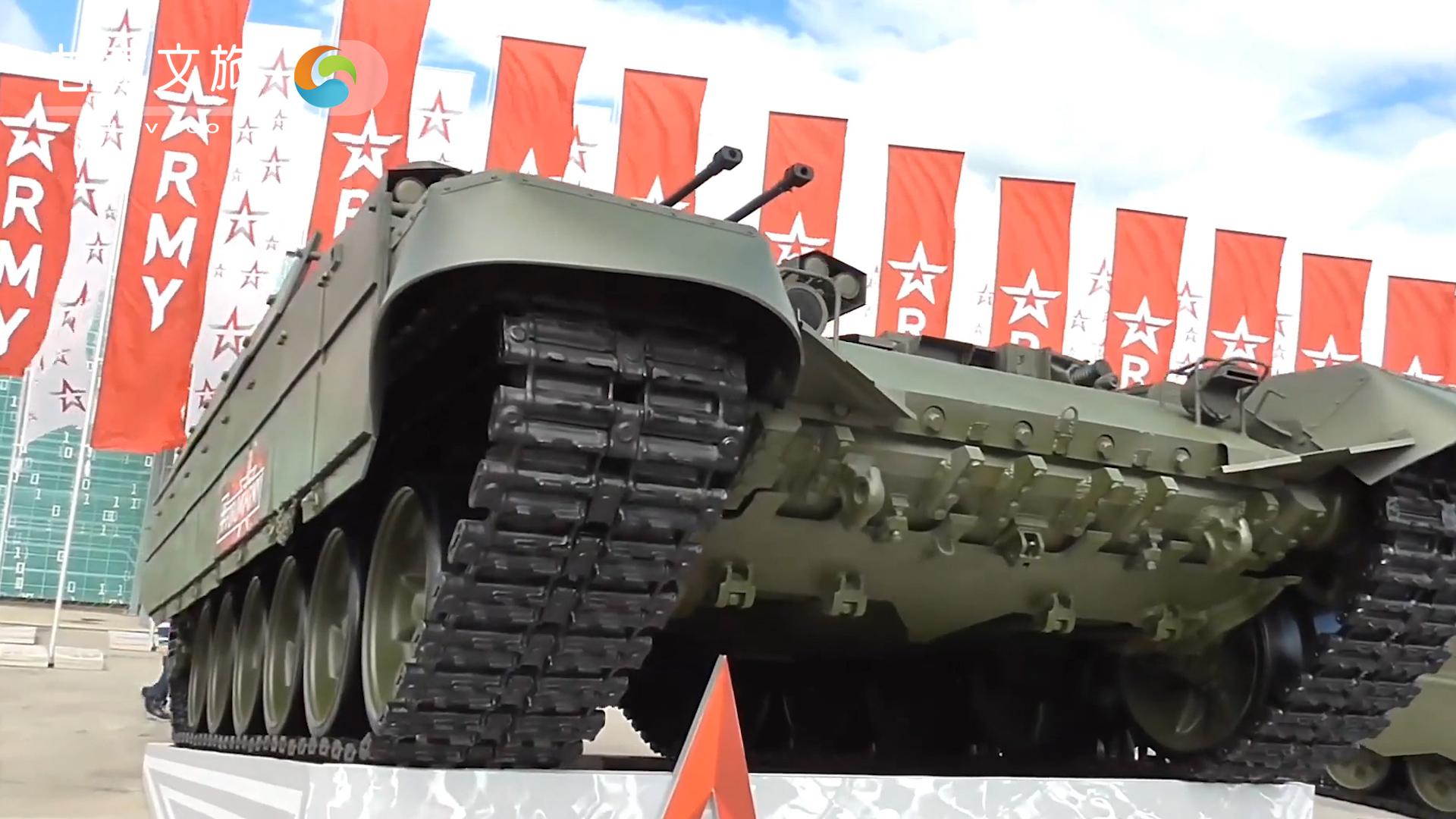 死亡联合收割机——俄罗斯BMPT火力支援车