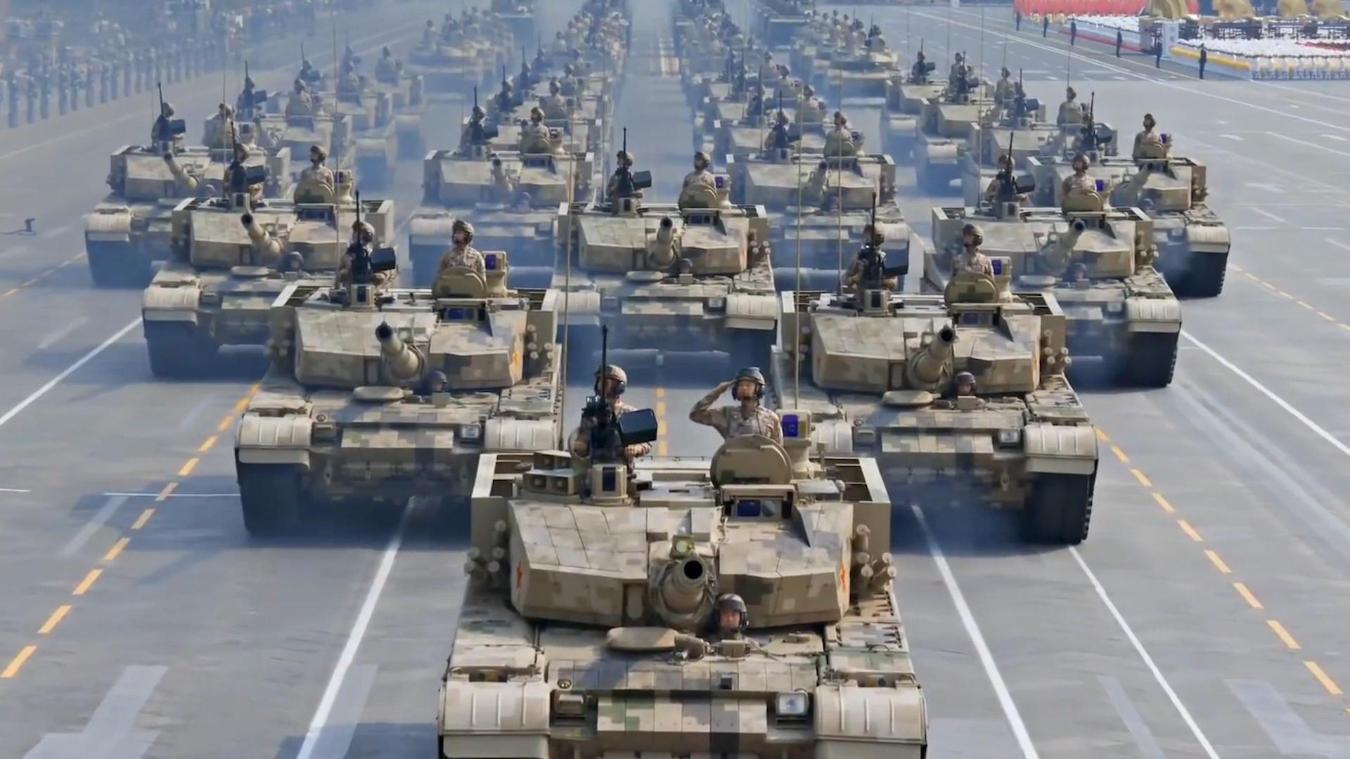 陸戰之王——99A坦克