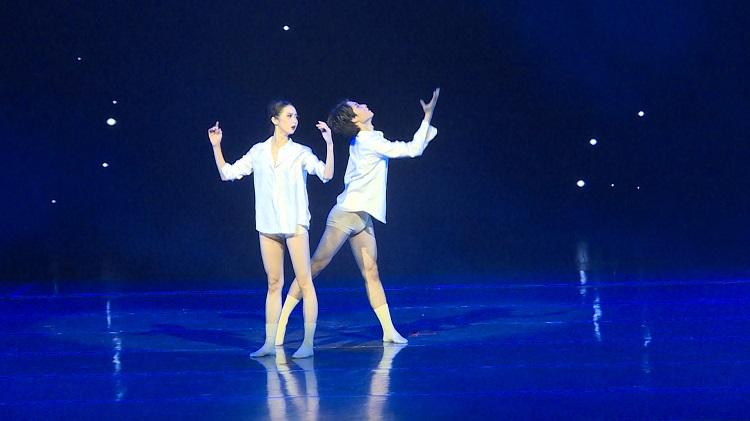《挽歌》,于曼妙的舞姿中欣赏如泣如诉的爱情故事