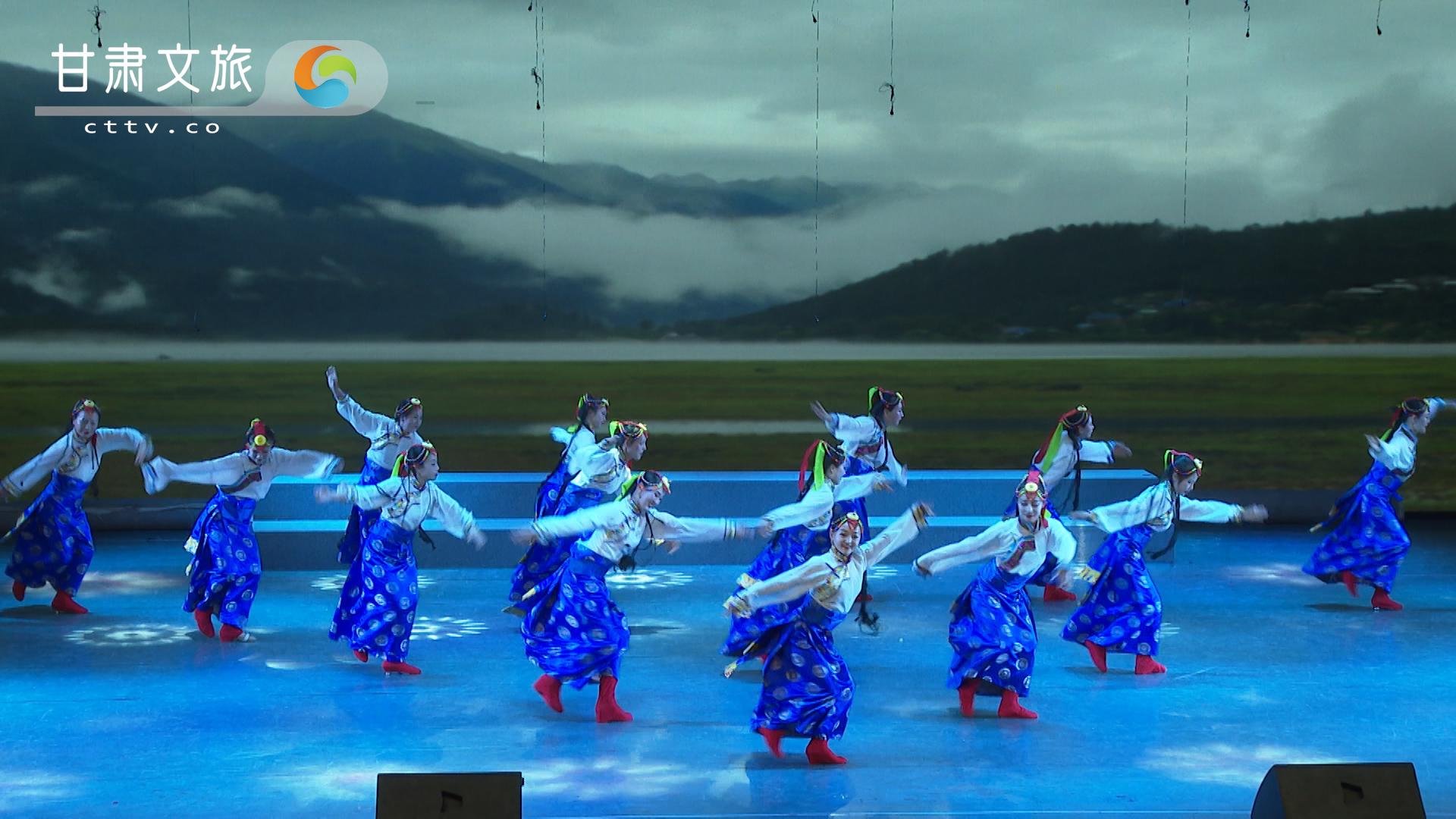 来感受来自雪域高原的优美舞蹈吧