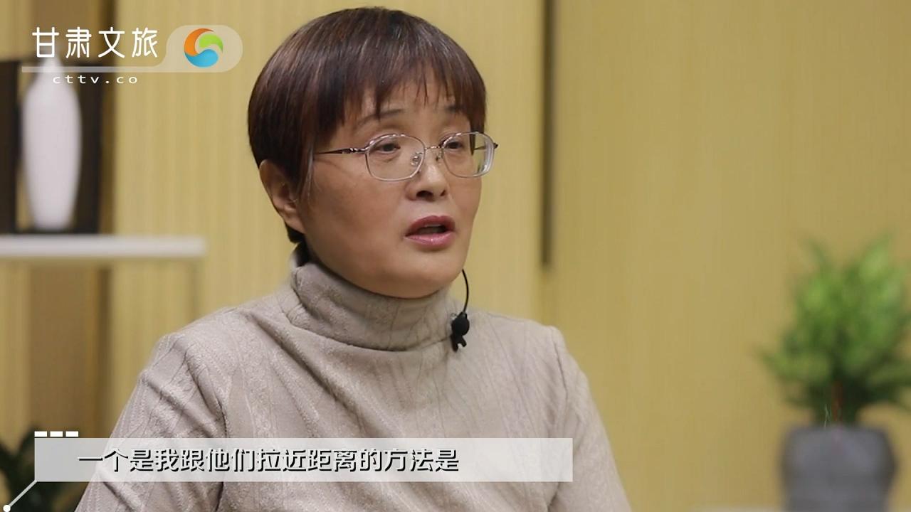 徐黎麗:甘肅民間文藝在創作出精品的同時要做好宣傳