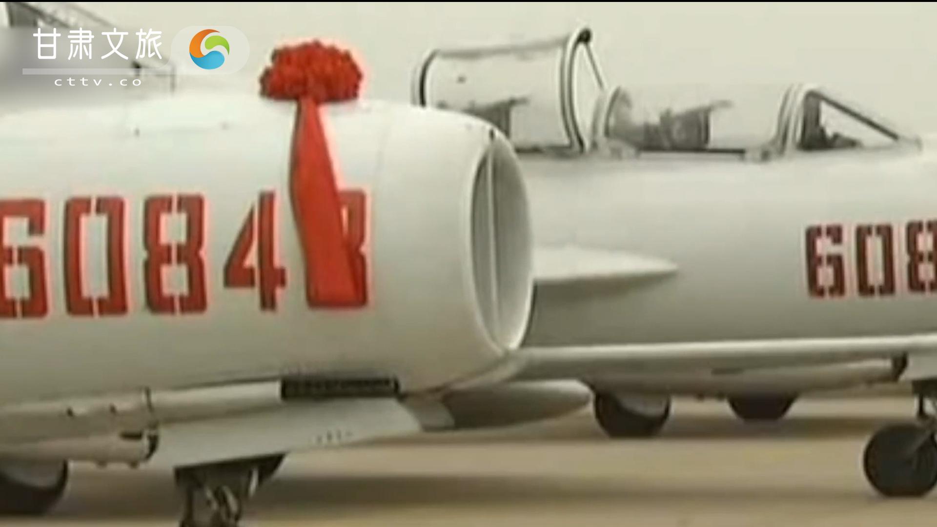 中国第一种超音速战斗机——歼6