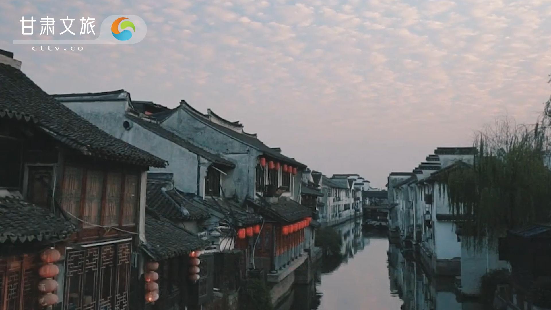 江南水乡——西塘古镇