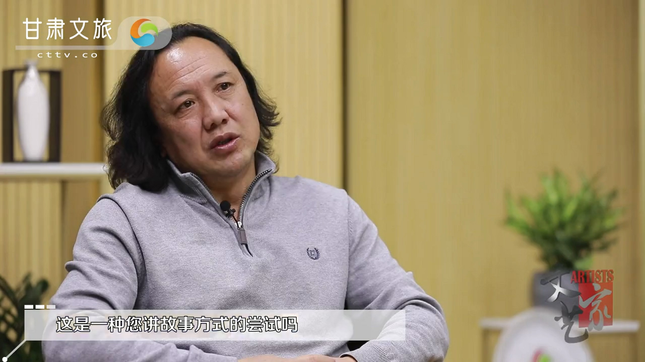 郎永春:用舞蹈讲好民族故事