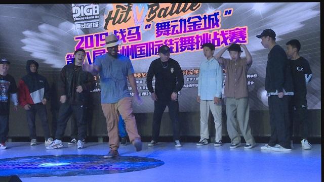 這!就是街舞,小小少年不畏對手,街舞炫技引觀眾尖叫!
