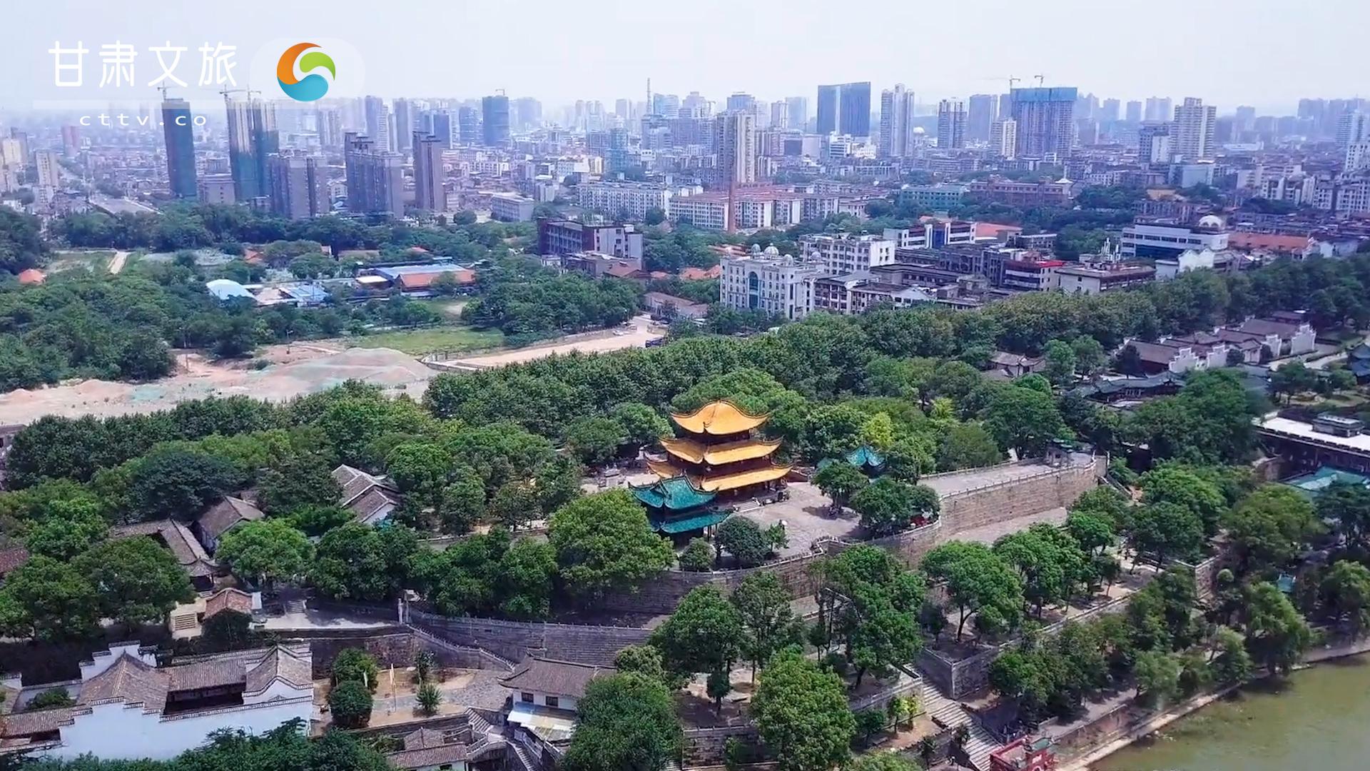 桂殿兰宫岳阳楼