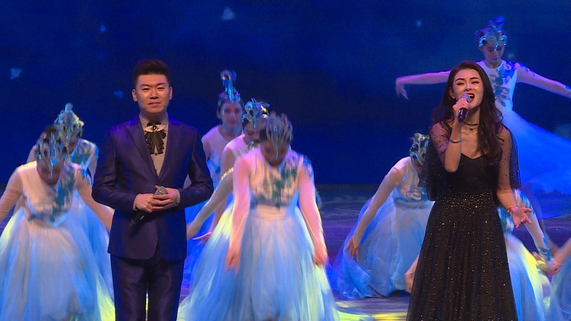 优美的舞蹈,嘹亮的歌声带给你不一样的感受
