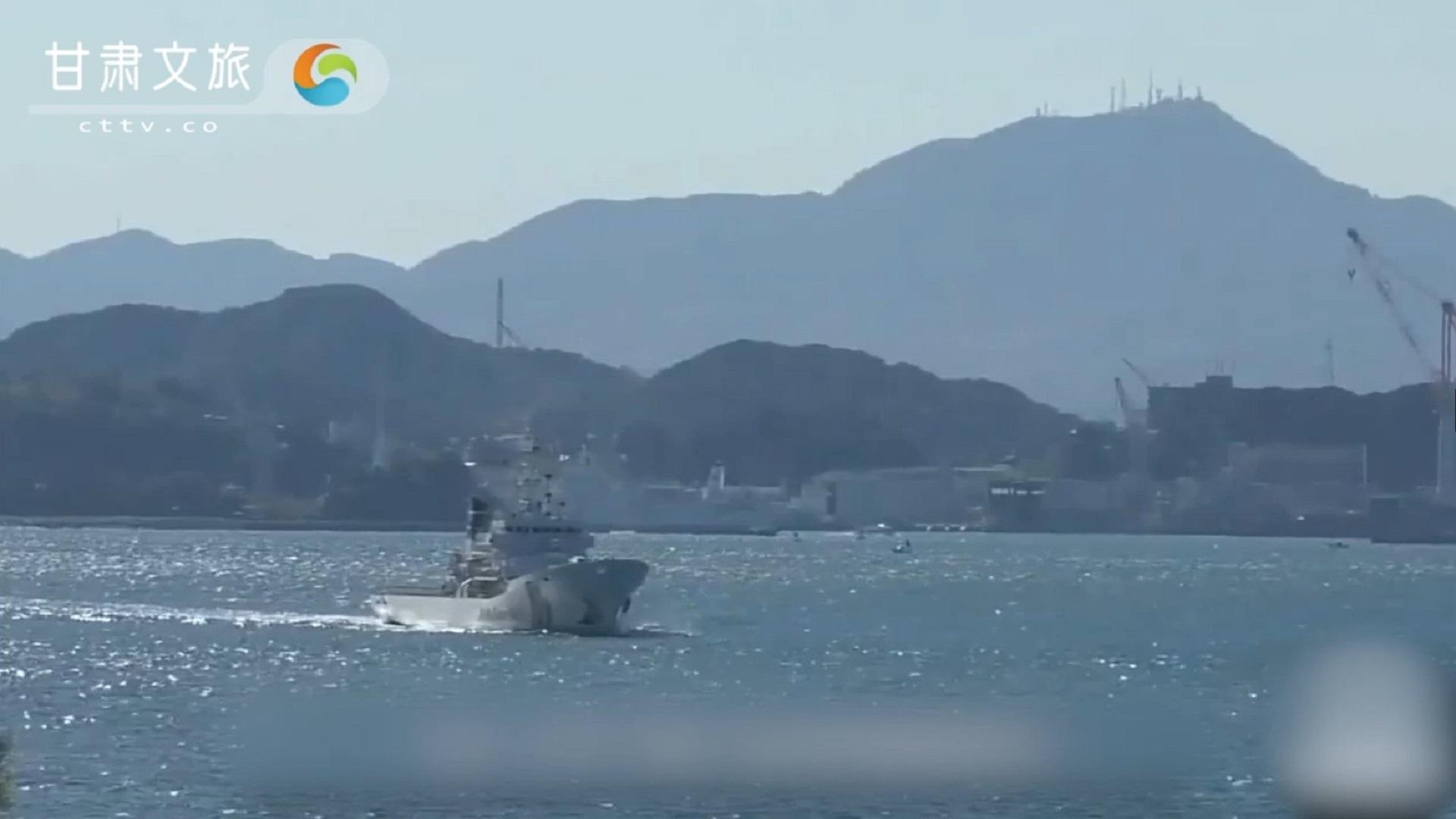 人民海军护卫舰的早期探索