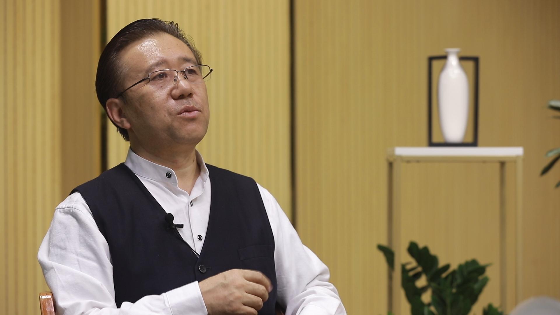 徐兆寿:电影工业应向发达地区学习