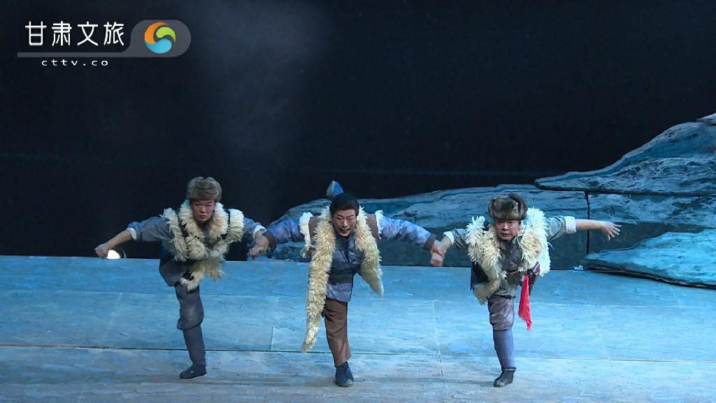 秦腔现代戏《肝胆祁连》——高金城被小西路军战士触动,信仰逐步改变