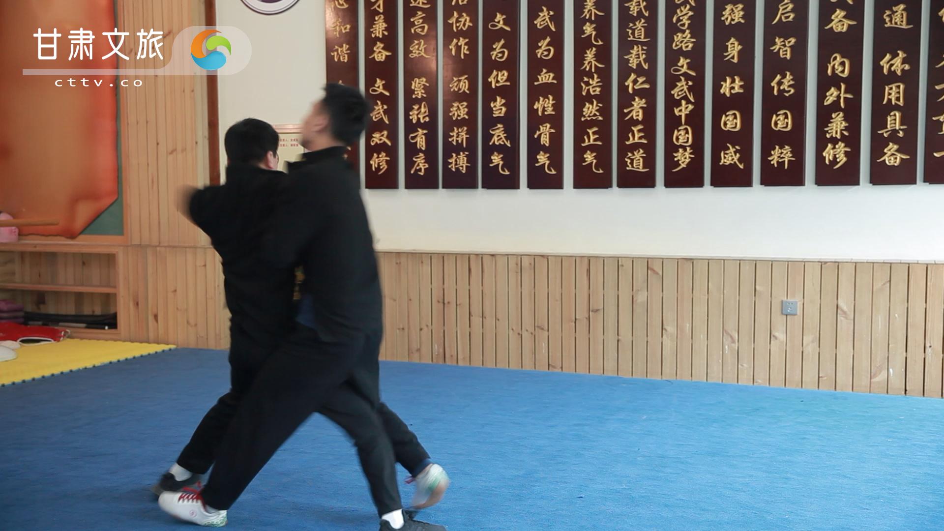 传统武术肘法,简单易学