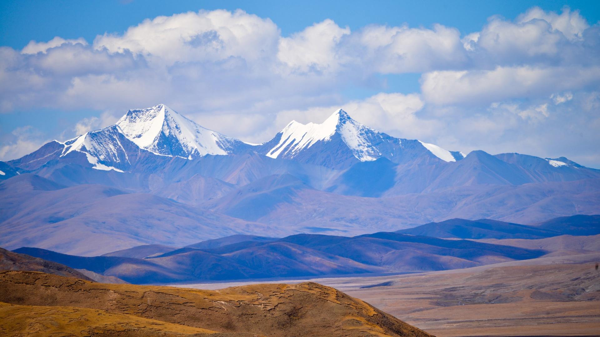 西藏简直不要太美了!