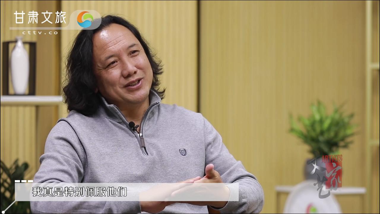 郎永春:舞蹈是支撑生命运动的动力