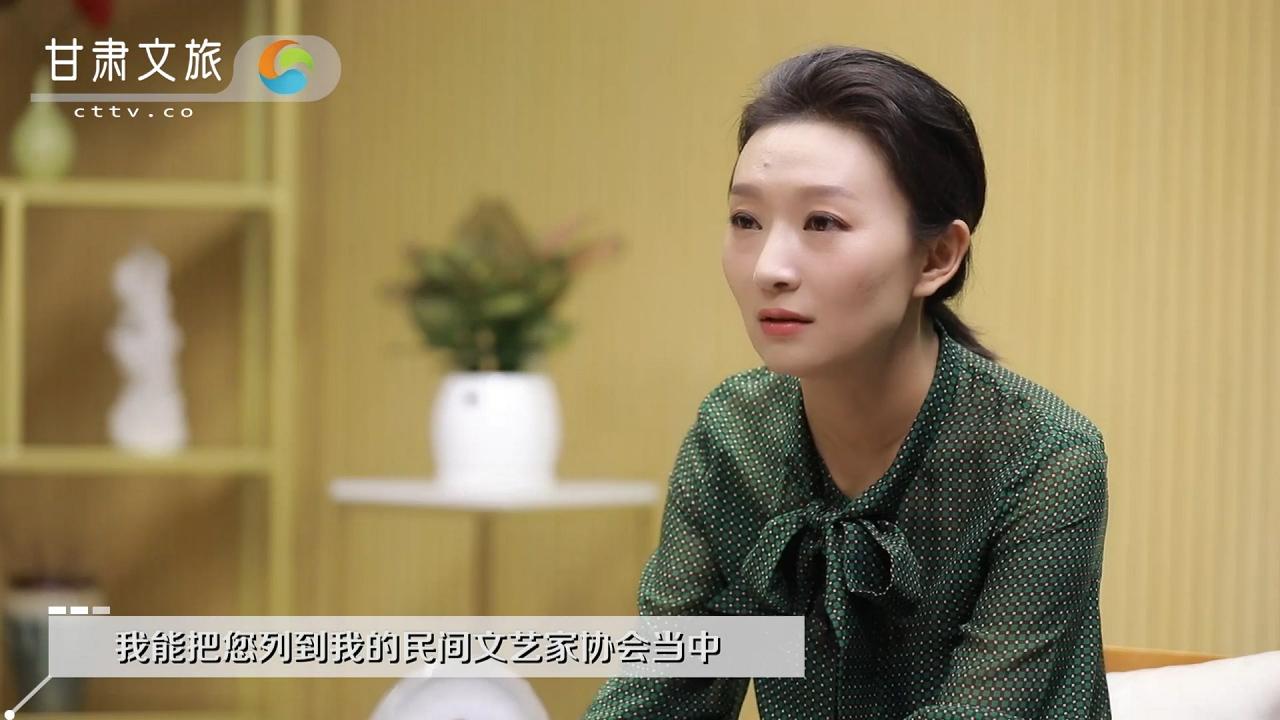 徐黎丽:民间文艺家要有作品、更要有担当