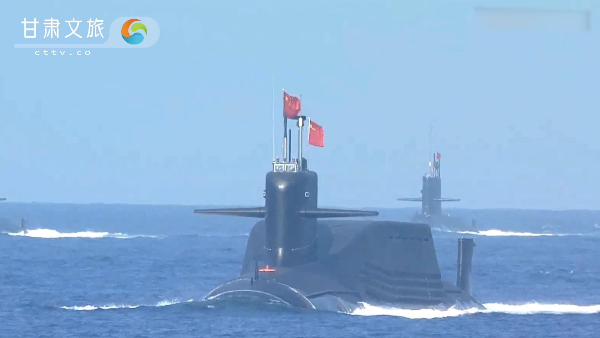 中美俄三国核潜艇水下航行速度盘点