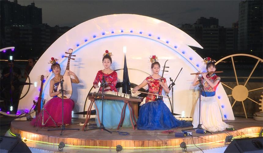 """黄河之滨,""""茉莉花""""演奏尽显古典之美"""